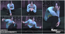 [KuddelMuddel] Crouch Poses