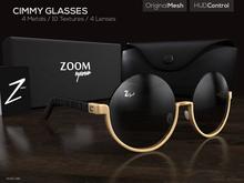 [Z O O M] Cimmy Glasses
