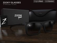 [Z O O M] Zooky Glasses