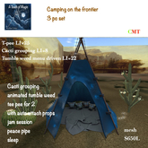 Camping on the frontier-Box