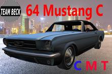 [TB] 64 Mustang C