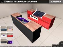 [satus Inc] Cashier Reception Counter
