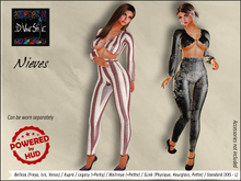 :: D!vine Style :: Nieves - High waist pants and tied shirt