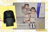 Admirable- Polo Dress (Black)