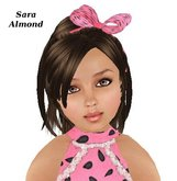 Sara Almond (Child) Hair
