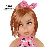 Sara Apricot (Child) Hair