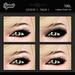 Kyoot Makeup - Cateyes I - Pack 1 (Basic Blacks)