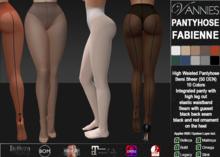 VANNIES Pantyhose Fabienne (Applier HUD + BoM) Belleza, Legacy, Maitreya, Slink, Omega + Classic Avatar)
