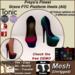 FFJ Grace FTC Platform Heels (FAT Pack)