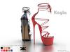 Kayla :: Woman Shoes :: 10 Colors :: {kokoia}