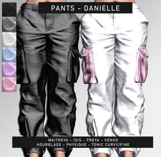 Tooty Fruity - Pants - Danielle