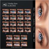 AG. Vitality Eyes Gacha - BoM - 10