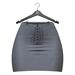 Little Fox - Jennie suede skirt // light grey