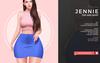 Little Fox - Jennie suede skirt // ALL COLORS