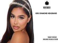 Nov-Kris Diamond Headband (S)