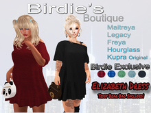 Birdie's Boutique - Elizabeth Dress Birdie's Pack