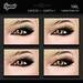 Kyoot Makeup - Cateyes I - Earth