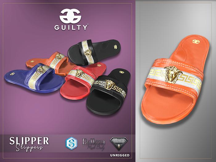 [ GUILTY ] 039_SLIPPER 02.