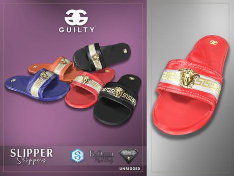 [ GUILTY ] 039_SLIPPER 03.