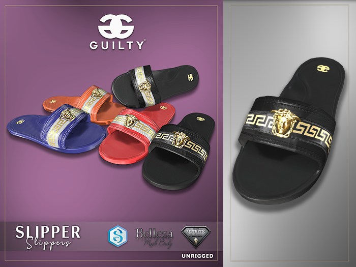 [ GUILTY ] 039_SLIPPER 05.