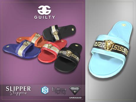 [ GUILTY ] 039_SLIPPER 09