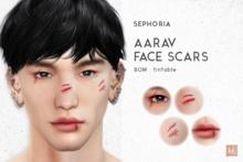 [Sephoria] Aarav Face Scars