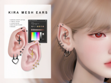 cheezu. kira mesh ears