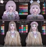 #5[^.^Ayashi^.^] Hizuki hair-Blond set
