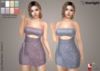 :: SA :: Lucy - Wrap Dress with HUD - Version 2