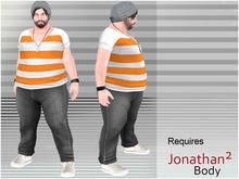 piggu Jonathan's Hipster Outfit