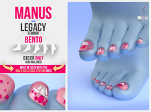 LEGACY FOOT & FEET ::: NAIL & NAILS ::: ACCESSORY & ACCESSORIES