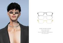 = DAE = Sven scum eyeglasses pack