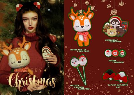 = DAE = Sweet Christmas pack