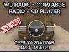 WD VINTAGE RADIO - COPYABLE