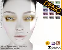 Zibska ~ Viona Eyemakeup Demo [Omega applier, tattoo & universal tattoo BOM]