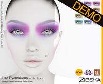 Zibska ~ Lule Eyemakeup Demo [Omega applier, tattoo & universal tattoo BOM]