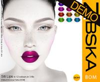 Zibska BOM Pack ~ Siti Lips Demos [tattoo/universal tattoo BOM]