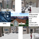 Complete Furnished Luxury Home -BOX