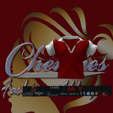 CFA Red and White Polo Shirt
