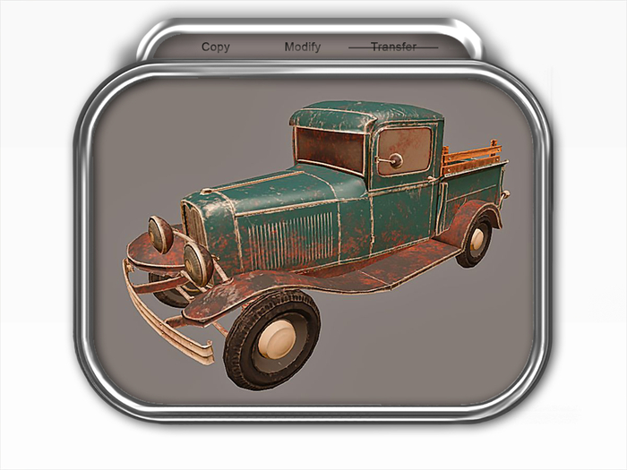 FRD Mod Pickup (1932)