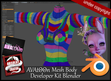 AVAtOOn Developer Kit Blender