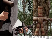 taikou / straw voodoo doll (wara ningyo) group gift