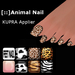 [::]FEET NAIL animal-KUPRA(add)
