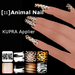 [::]Feet&Hand NAILset animal-Kupra