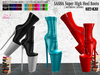 SASHA Super High Heel Boots [ INITHIUM ] KUPRA