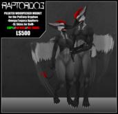 RAPTORDOG // PILEATED WOODPECKER