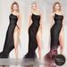 .:FlowerDreams:.Tiana Gown - blacks