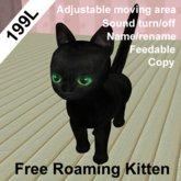 Free Roaming Kitten(feedable, copyable)