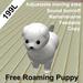 Free Roaming Puppy(feedable. copyable)