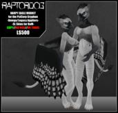 RAPTORDOG // HARPY EAGLE